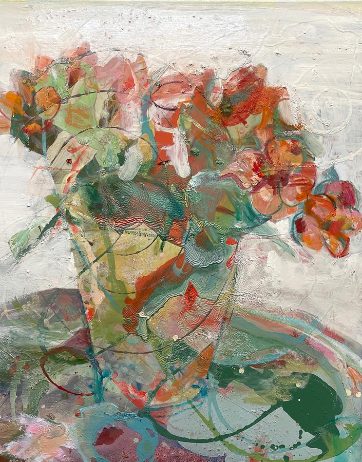 A Bouquet of Paint