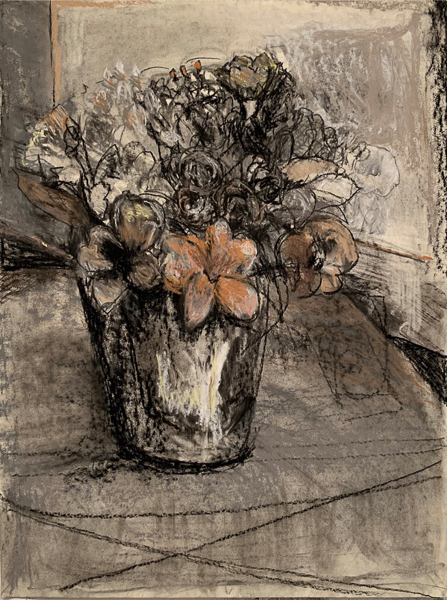 Late Light on a Fall Bouquet